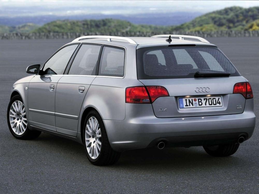 Audi a4 2 0 benzin fogyasztás