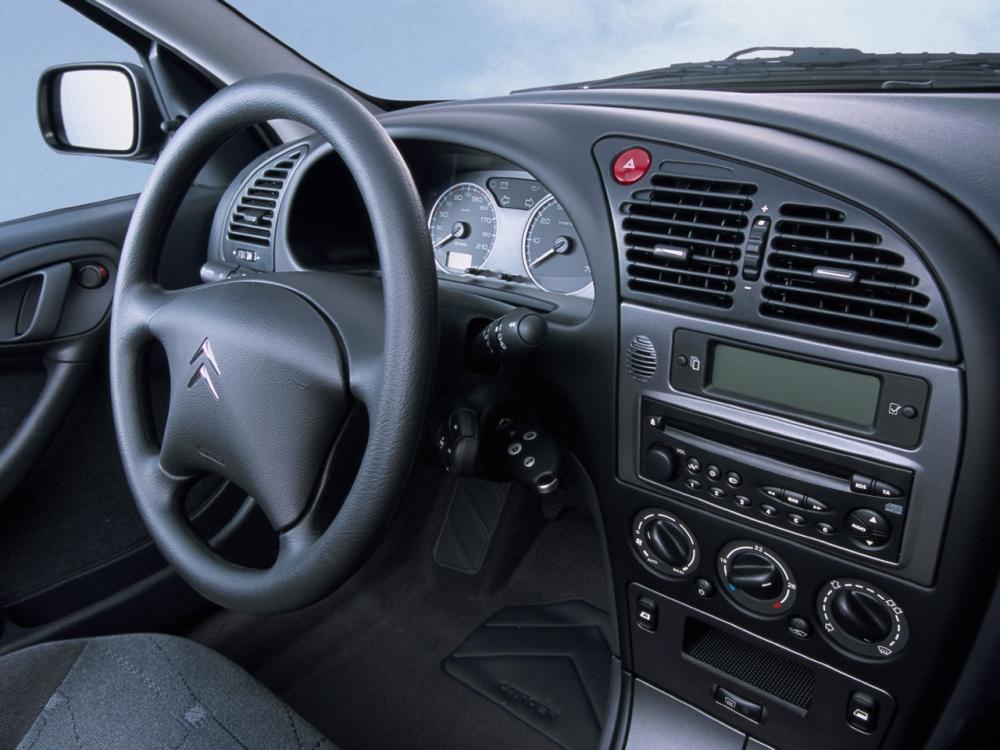 Citroen xsara 1997 2006 aut tan csad for Interieur xsara