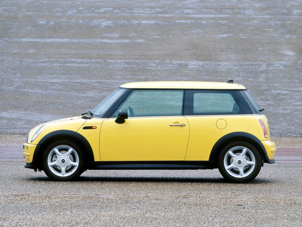 Mini One 2001 2006 Autó Tanácsadó