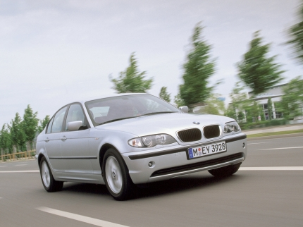 BMW 3-as sorozat (1998)